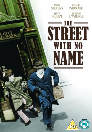 The Street With No Name [DVD] [1948] from 20th Century Fox Home Entertainment