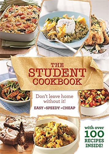 The Student Cookbook: Easy, cheap recipes for students from Pyramid