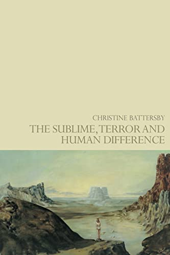 The Sublime, Terror and Human Difference from Routledge
