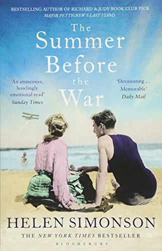 The Summer Before the War from Bloomsbury Paperbacks