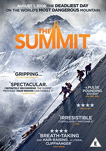 The Summit [DVD] [2017] from Metrodome Distribution