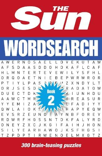 The Sun Wordsearch Book 2: 300 brain-teasing puzzles from HarperCollins Publishers