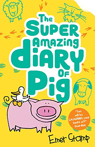 The Super Amazing Adventures of Me, Pig from Scholastic