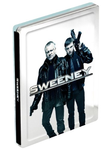 The Sweeney - Limited Edition Steelbook [Blu-ray] from Entertainment One
