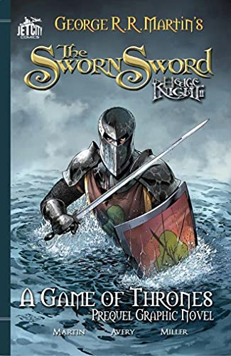 The Sworn Sword: The Graphic Novel (A Game of Thrones) from Brilliance Audio