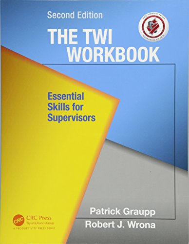 The TWI Workbook from Productivity Press