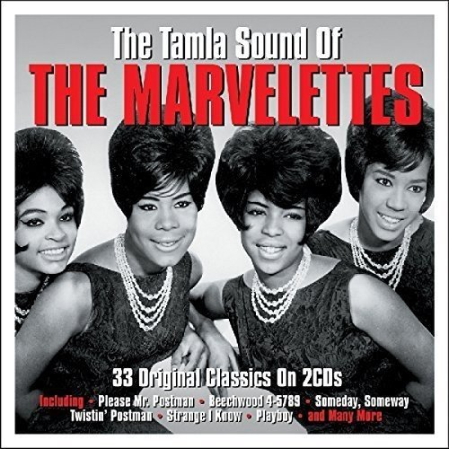 The Tamla Sound of the Marvelettes [Double CD]
