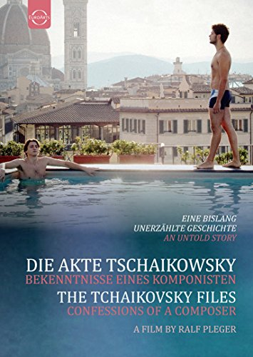 The Tchaikovsky Files: Confessions of a composer (DVD) [2016] from EuroArts
