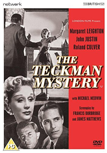 The Teckman Mystery [DVD] from Fremantle
