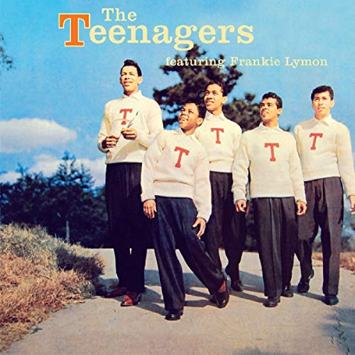 The Teenagers Featuring Frankie Lymon from Hallmark