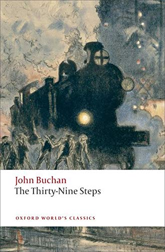 The Thirty-Nine Steps (Oxford World's Classics) from OUP Oxford