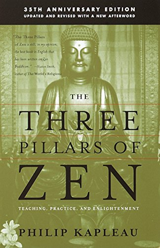 The Three Pillars of Zen (Twenty-Fifth Anniversary Edition) from Bantam Doubleday Dell Publishing Group