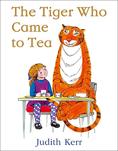 The Tiger Who Came to Tea: TV Adaptation Coming This Christmas from Early Learning Centre