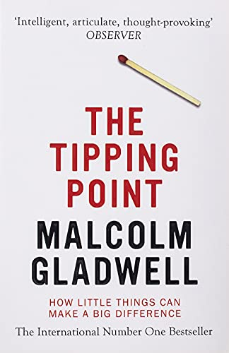 The Tipping Point: How Little Things Can Make a Big Difference from Abacus