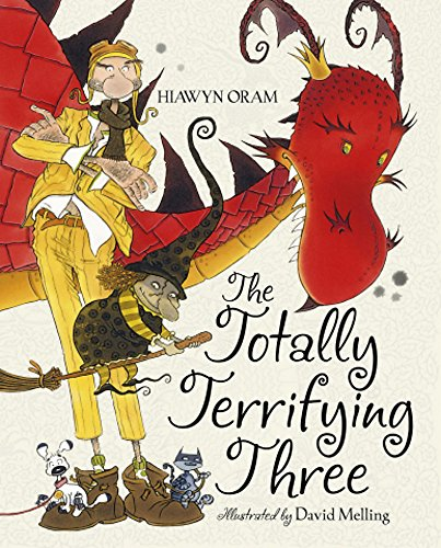 The Totally Terrifying Three from Hodder Children's Books