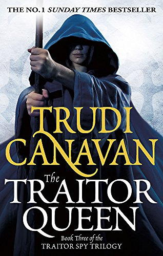 The Traitor Queen: Book 3 of the Traitor Spy: 3/3 from Orbit