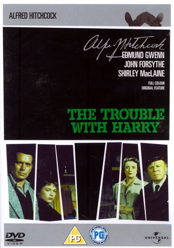 The Trouble With Harry [DVD] from Universal Pictures