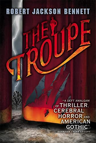 The Troupe from Orbit