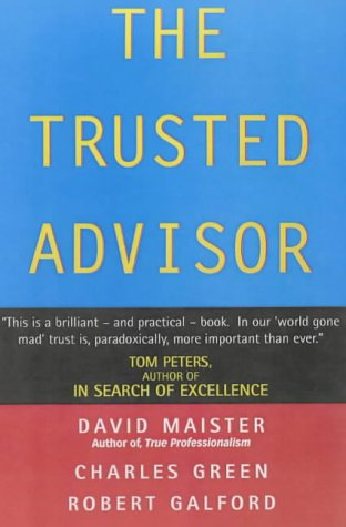 The Trusted Advisor from Simon & Schuster