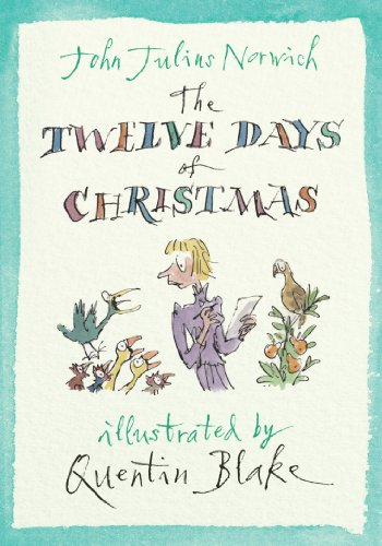 The Twelve Days of Christmas from Atlantic Books