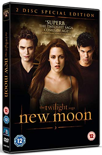 The Twilight Saga: New Moon (2 Disc Special Edition) [DVD] [2009] from ENTERTAINMENT ONE
