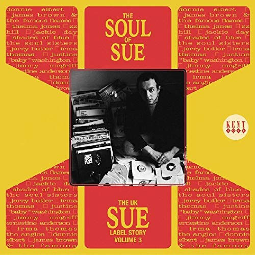 The UK Sue Label Story Vol.3: the Soul of Sue from KENT