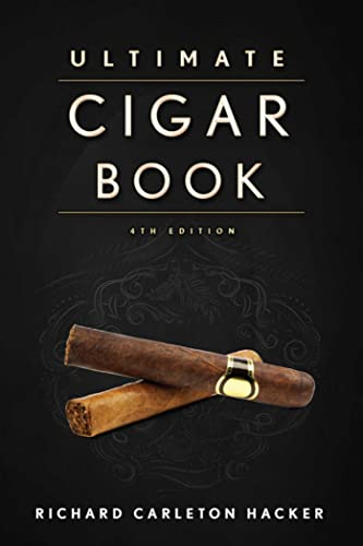 The Ultimate Cigar Book: 4th Edition from KLO80