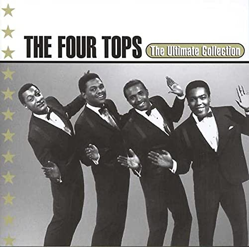 The Ultimate Collection: Four Tops from Universal / Island