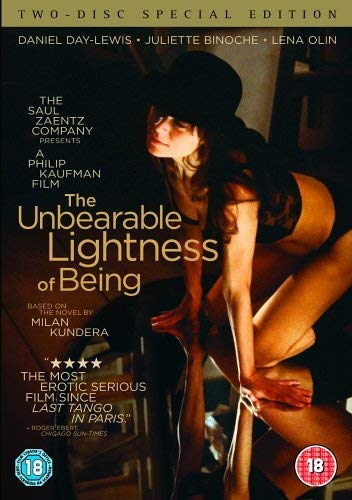 The Unbearable Lightness Of Being (Two-Disc Special Edition) [DVD] from Warner Home Video
