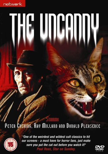The Uncanny [1977] [DVD] from Network