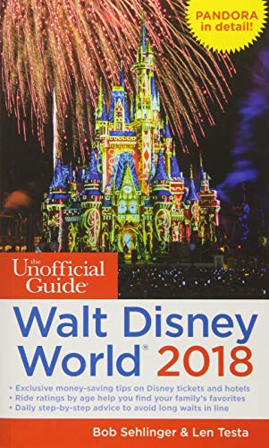 The Unofficial Guide to Walt Disney World 2018 (The Unofficial Guides) from KLO80
