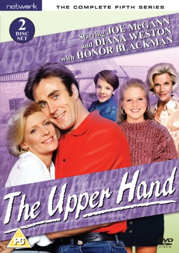 The Upper Hand - The Complete Fifth Series [DVD] from Network