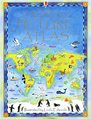 The Usborne Children's Picture Atlas: 1 from Collins
