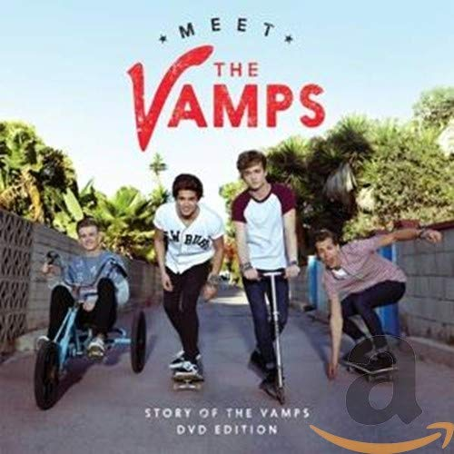 The Vamps: Meet The Vamps [DVD] from SH123