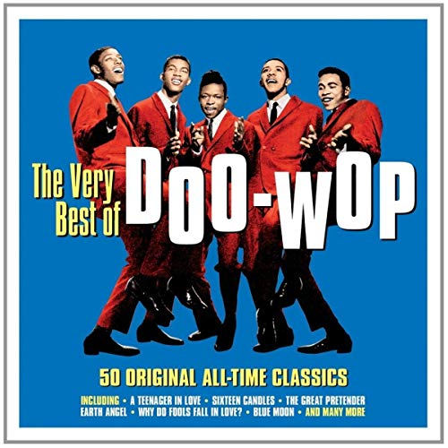 The Very Best Of Doo-Wop [Double CD] from NOT NOW