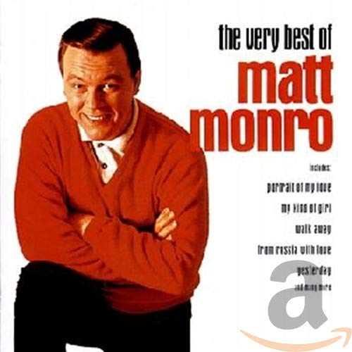 The Very Best Of Matt Monro from Pre Play