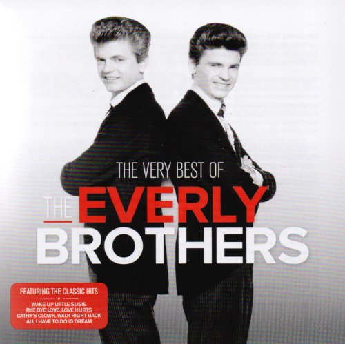 The Very Best Of The Everly Brothers from RHINO RECORDS