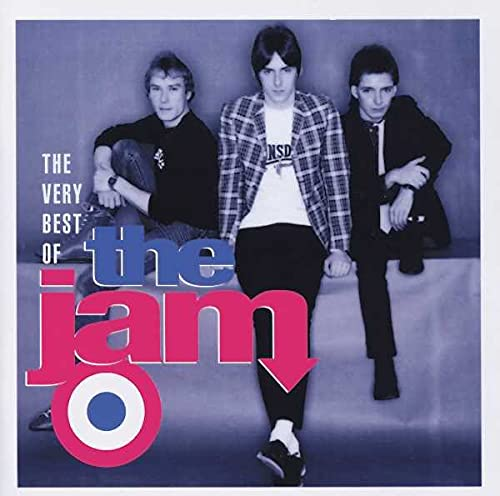 The Very Best Of The Jam from Polydor Group