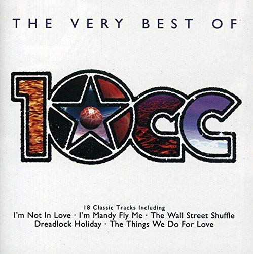 The Very Best of 10CC from MERCURY