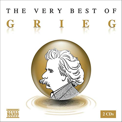 The Very Best of Grieg from NAXOS