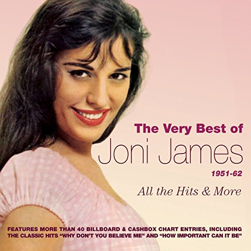 The Very Best of Joni James 1951-62 - All the Hits & More from Acrobat