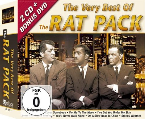 The Very Best of the Rat Pack: +DVD