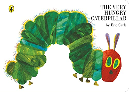 The Very Hungry Caterpillar [Board Book] from Penguin Books UK