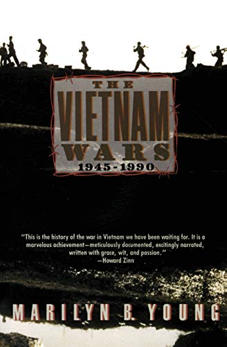 Vietnam Wars 1945-1990 (Young) from Harper Perennial