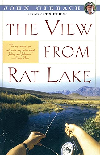 The View From Rat Lake (John Gierach's Fly-fishing Library) from Simon & Schuster