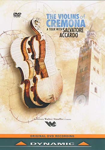 The Violins Of Cremona (Salvatore Accardo) (Dynamic: 33742) [DVD] [2000] from Dynamic