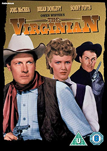 The Virginian [DVD] from Fremantle