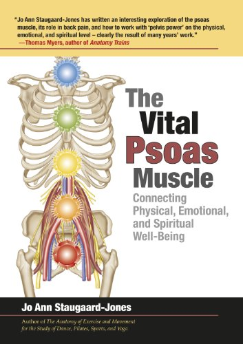The Vital Psoas Muscle: Connecting Physical, Emotional, and Spiritual Well-Being from Lotus Publishing