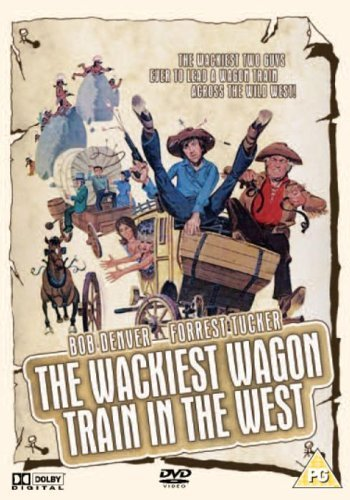 The Wackiest Wagon Train In The West [DVD] from Boulevard