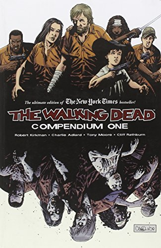 The Walking Dead Compendium Volume 1 from Image Comics